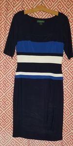 Ralph Lauren dress, size 10.